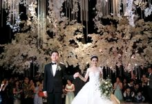 The Wedding of Lincoln & Yonie by Yumi Katsura Signature