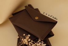 Evan And Jio Wedding Gift by Yuo And Leather