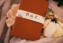 Harry And Ellen Wedding Gift by Yuo And Leather