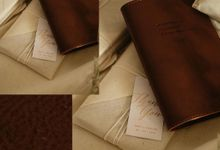 Roby And Aveline Wedding Gift by Yuo And Leather