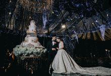 The Wedding Of Ivan & Natasya by Sparkling Nail