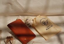 Yannoto And Ita Wedding Gift by Yuo And Leather