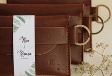 Nia And Rama Wedding Gift by Yuo And Leather