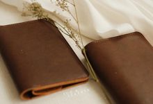 Henokh And Anna Wedding Gift by Yuo And Leather