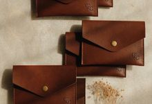Roby And Carol Wedding Gift by Yuo And Leather