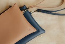 Sarto And Linda Pouch by Yuo And Leather