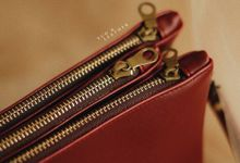 Sin And Mira Pouch by Yuo And Leather
