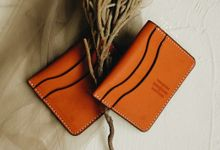 Hendra And Indri Card Holder by Yuo And Leather
