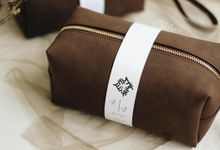Khairul Shariza Wedding Gift by Yuo And Leather