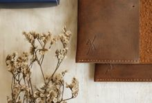Anggadha & Amanda Wallet by Yuo And Leather