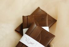 Yohanes Yulia Card Holder by Yuo And Leather
