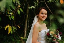 Actual Day For Jia & Winnie by NK makeup-hair by Novi