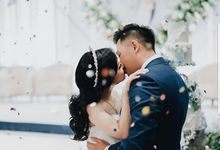 Wedding Of Jackson & Velani by Luxe Voir Enterprise