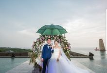 Wedding Of Vicky SongJu & Zhiwei Zhang by Luxe Voir Enterprise