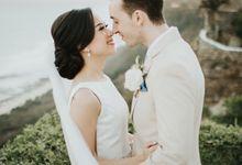 Stephanie & Martin Lord by Delapan Bali Event & Wedding