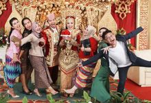 Wedding Rizka & Nely by akar photography