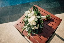 Sarah & Nate wedding at Conrad Koh Samui by BLISS Events & Weddings Thailand