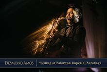 The Wedding of Dave & Katherine by Desmond Amos Entertainment