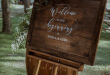 The Wedding of Widya & Yudi by Daydreaming Works