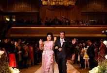 Mom Dress Wedding Of Mr Hartanto & Mrs Deasy by Cleome Usher