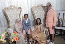 LEE & MOA WEDDING by snaphot official photobooth