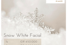 Snow White Facial by Dermis Skin Specialist