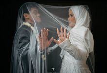 The Wedding of Andrita dan Dhafin by Hiasan Hati Wedding Planner & Organizer