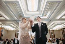 The Wedding of Khalisha & Charlie by Visuel Project