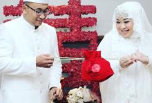 Acara Pernikahan Diora Azwin by D'soewarna Planner & Organizer