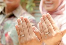 Sofiah and Hamdan Engagement by MATAKITA