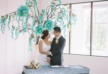 Soka Gakkai Wedding by Celestial Gallery