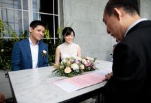 Rom Wedding by Jennis Wong Makeup