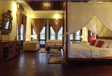 Bedroom Villa by Bougain Villa