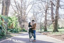 Casual Prewedding of Maree & Shervin by Story Of Melbourne