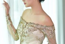 Bridal Makeup And Hairdo by Natcha Makeup Studio