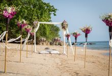 Wedding on Koh Phangan Thailand by Beach Weddings Koh Phangan