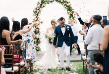Wedding of Sonia & Jay by Lily Wedding Services