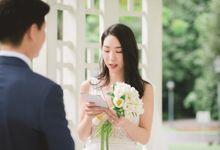 Solemnisation Wedding Ceremony (Soo & Jacob) at Botanic Gardens Singapore by Jen's Obscura (aka Jchan Photography)