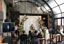Intimate Wedding by SOUNDSCAPE - BOSE Rental Audio Professional