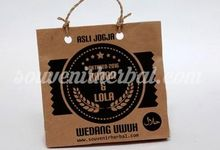 Souvenir Wedang Uwuh Paperbag by Souvenir Herbal