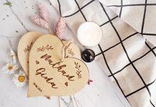 Houp Wedding - souvenir suvenir custom pernikahan gantungan bagus unik by Mendekor