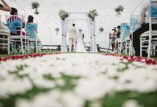 Wedding Of Trevor & Fitria by Dona Wedding Decoration & Planner