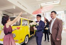 The Wedding Of Iwan + Erlin by MAXIMUS EVENTAINMENT