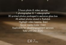 Special Package by William Saputra Photography