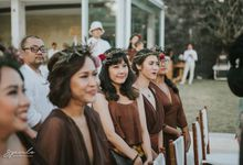 Anne & Spencer Wedding by Speculo Weddings