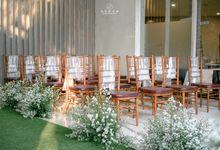 Akad Nikah Vissia & Tashkent by Sirih Gading Catering