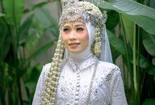 Wedding Vissia & Tashkent by Azila Villa