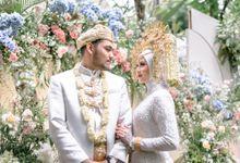 Wedding Nisa & Hasbi by Azila Villa