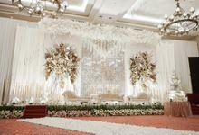 The Springs Club, 15 Feb '20 by Pisilia Wedding Decoration