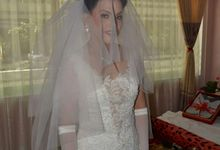 Wedding Gown by N Glam Bridal